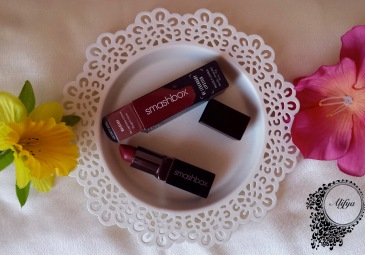 Smashbox - Be Legendary Lipstick Review